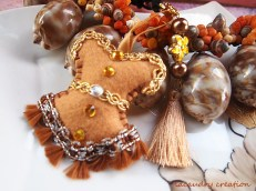 bijou corset bollywood marron 1