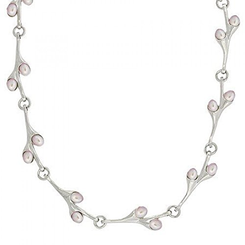 En-argent-sterling-culture-deau-douce-Rose-Collier-de-Perles-0