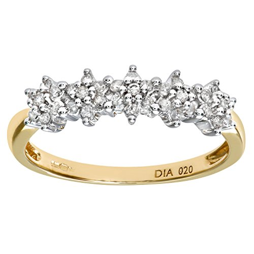 Bague-Femme-Or-jaune-9-cts-14-Gr-Diamant-0005-Cts-T-49-PR06551Y-J-0