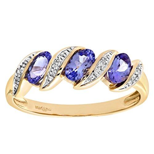 Bague-Femme-PR06270Y-Tanz-L-Or-Jaune-3751000-9-Cts-195-Gr-Diamant-Tanzanite-0005-Cts-T-52-0