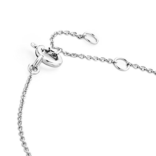 Miore-Bracelet-Extensible-Or-Blanc-9-cts-Diamant-008-cts-18-cm-0-1