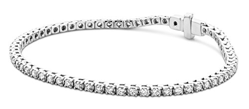 Miore - UJ139BW - Bracelet femme - Or blanc 375/1000 (9 carats) 9.7 gr - diamant 2 cts