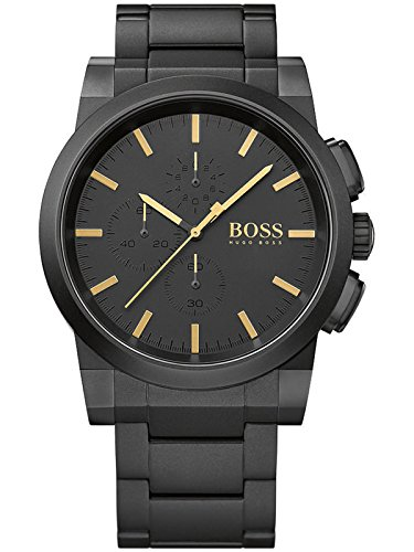 Hugo-Boss-Pour-des-hommes-Mens-Chronograph-Analog-Dress-Quartz-Reloj-Import-1513276-0