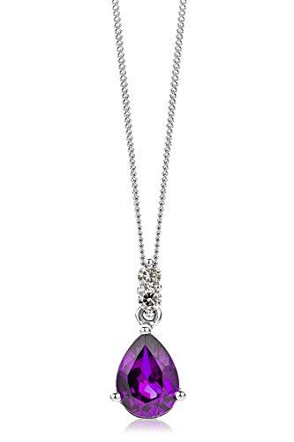 Miore-Collier-Femme-3751000-9-carats-Amthyste-et-Lila-0