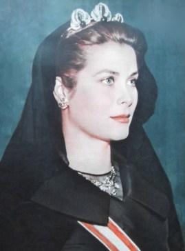 1957 Visite à Pie XII 2