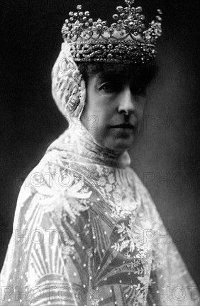 Duchesse Helene d'Aoste