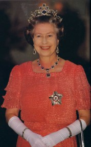 1989 11 19 British State Visit to Singapore 1 Return Dinner on the Britannia
