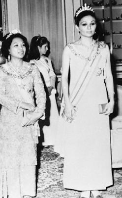 1968 01 Iranian State Visit to Malaysia 2