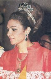 1968 02 Iranian State Visit to Thailand 3 State Banquet