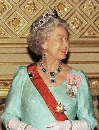 1998 12 German State Visit to UK 1 State Banquet