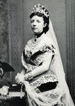 Reine Sophia de Suède 1