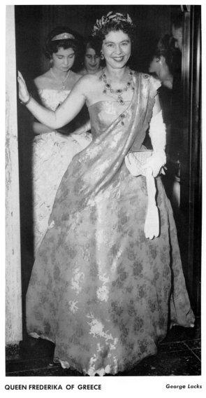 1958-1959 Queen Frederika 1
