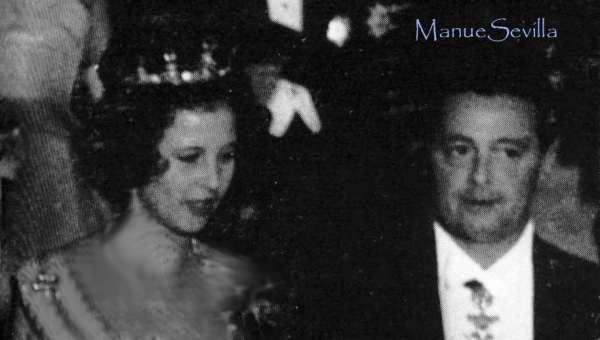 1962 05 Pre-wedding JC & Sofia 1 Dorothée de Hesse et son époux Philipp de Windisch-Graetz (1)