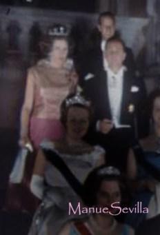 1962 05 Pre-wedding JC & Sofia 2 Dorothée de Hesse et son époux Philipp de Windisch-Graetz