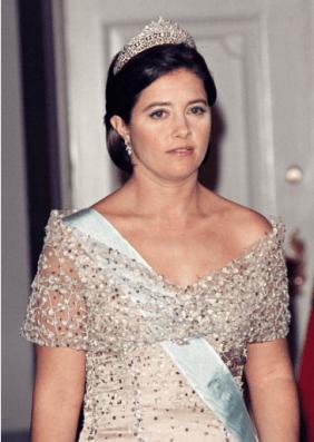 2000 04 16 Queen Margrethe II's 60th Birthday 1 Gala Dinner
