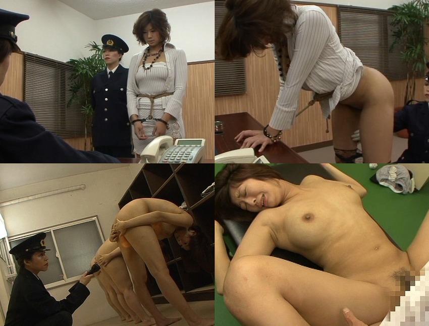 女囚人が女性刑務所で壮絶な凌辱!水責め 虐待 輪姦 強制アナルレイプ