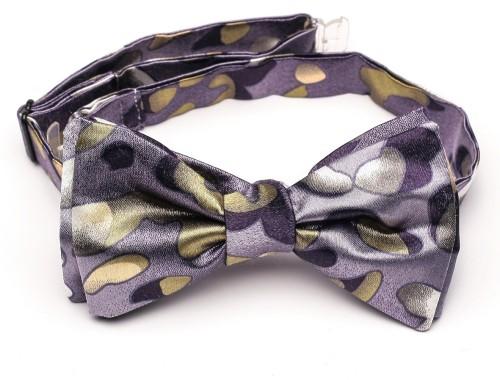 Атласный галстук-бабочка