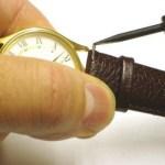 Замена ремешка в часах