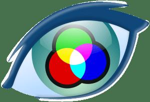 kleuren zien