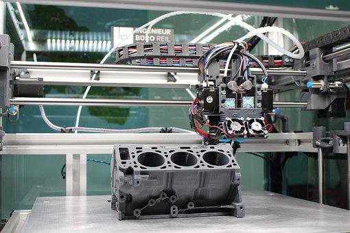 3D-printen veelbelovend maar niet zonder gevaar