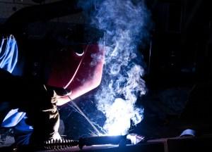Longontsteking bij werknemers scheepswerf