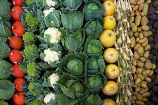 Groenten allergenen
