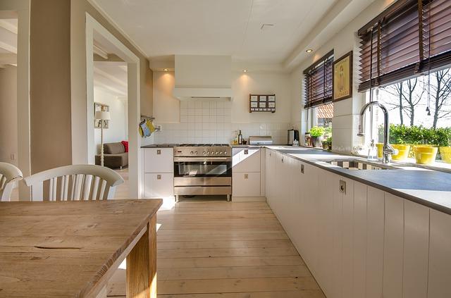 keuken en aanrechtbladen
