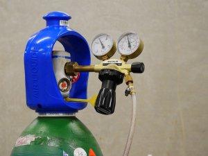 Werken met inert gas kan slecht aflopen