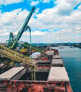 Incidenten met fosfine op schepen