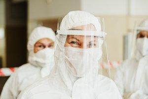 COVID-19 bij gezondheidswerkers systematisch bekeken