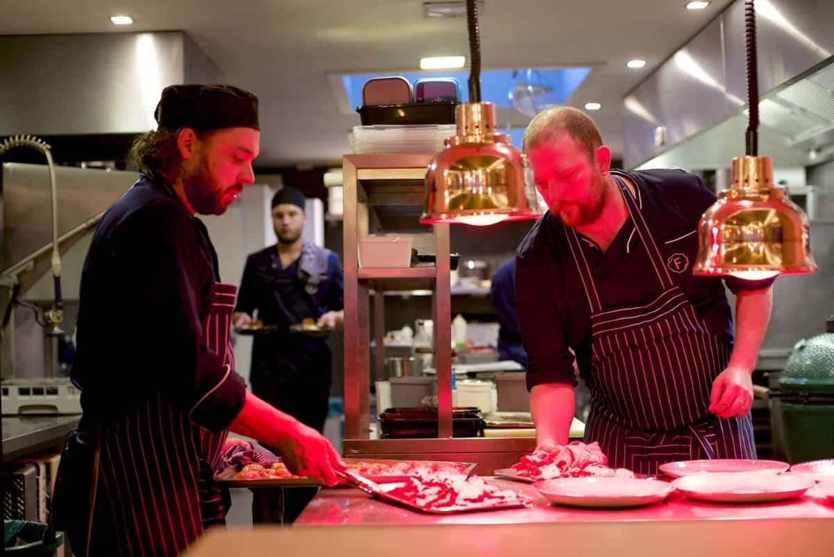 Restaurant Floreyn Amsterdam - Sunday Roast