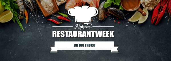 Alphense restaurant week thuis ivm coronavirus