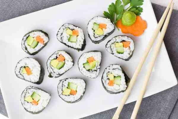 Sushi Restaurant Vind Je Op Bijzonder Uit Eten