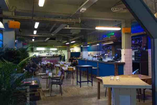 Atelier in Amsterdam Schinkel