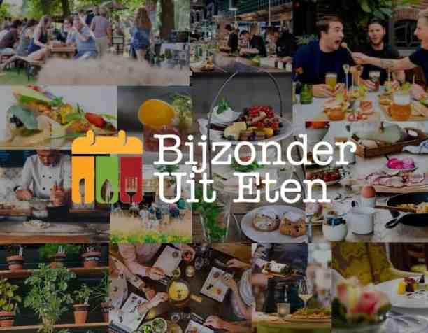 Bijzonder Uit Eten lanceert nieuwe website
