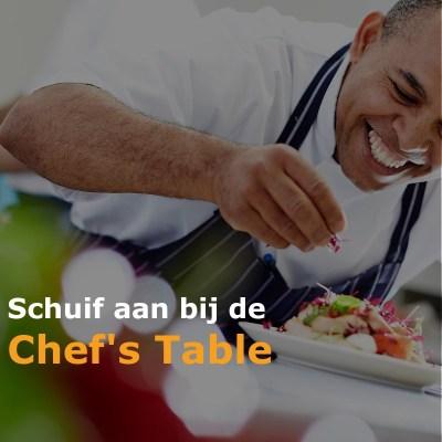 Chefs Table Adresjes Op Bijzonder Uit Eten