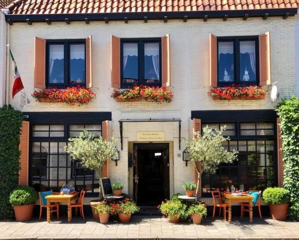 Italiaans restaurant & pizzeria Laren Elefane Bianco