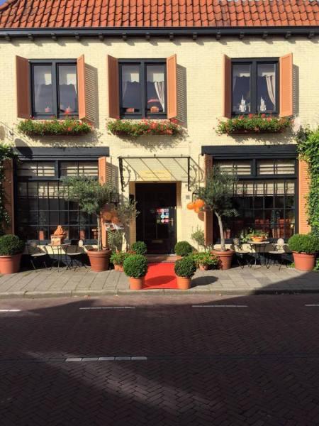 Italiaans restaurant Laren Elefane Bianco