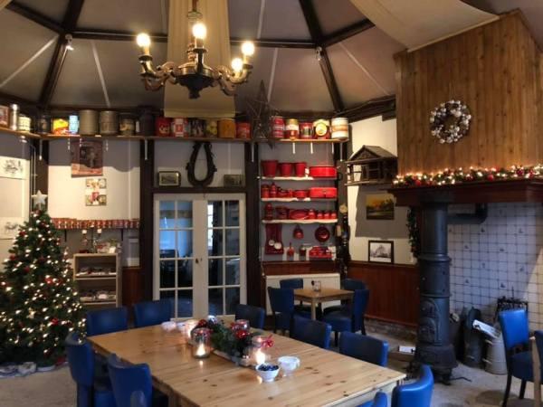 Landgoed Welgelegen Koekange Drenthe Kerst