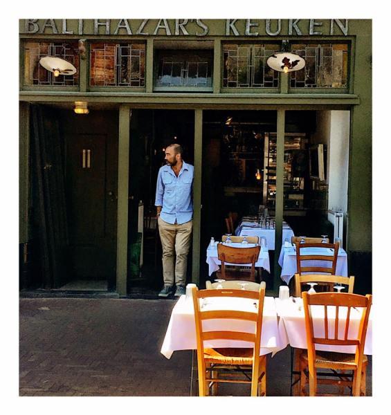 Restaurant Balthazars Keuken Amsterdam
