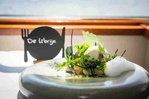 Restaurant De Librije Zwolle Overijssel