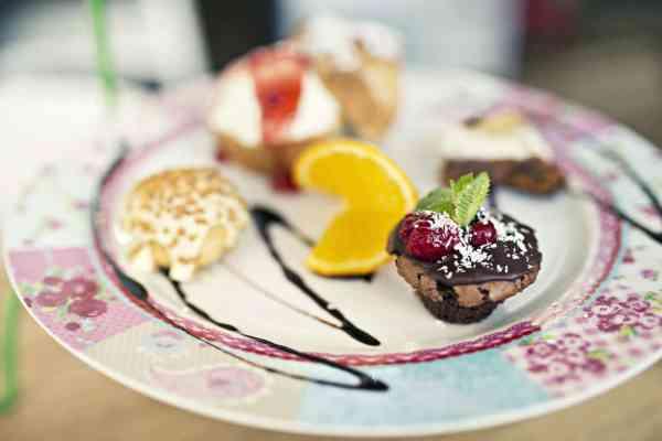 Lunchroom en High Tea Hofje zonder Zorgen in Haarlem