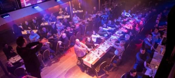 3WoW Dinnershow Breda