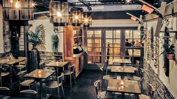 Restaurant Specktakel Haarlem