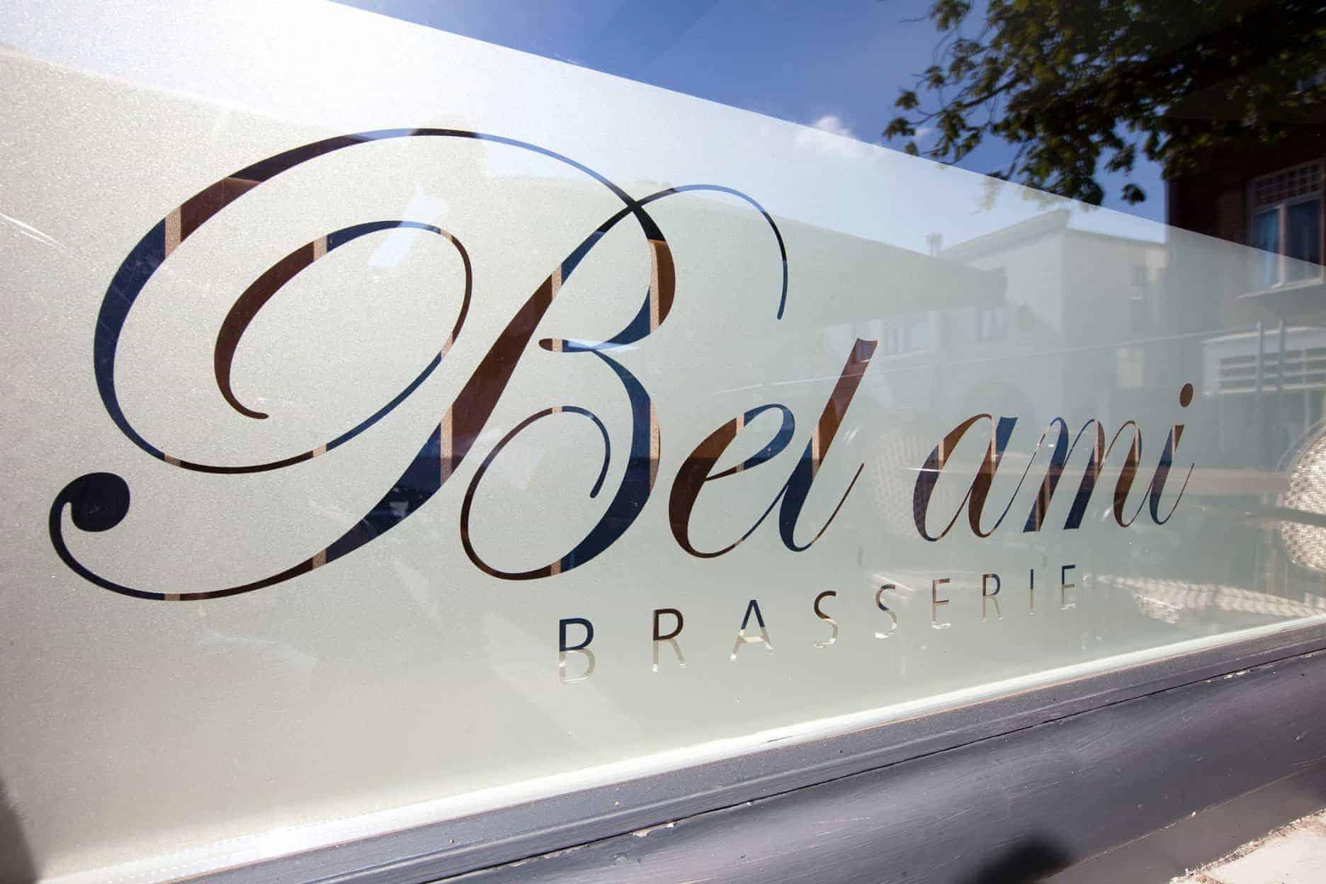Restaurant Bussum Brasserie Bel Ami Terras