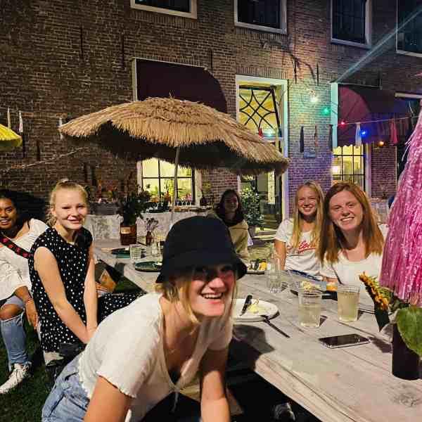 Restaurant Zwolle - De Gillende Keukenmeiden