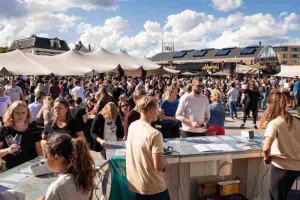 Wijnfestival Druif Hilversum