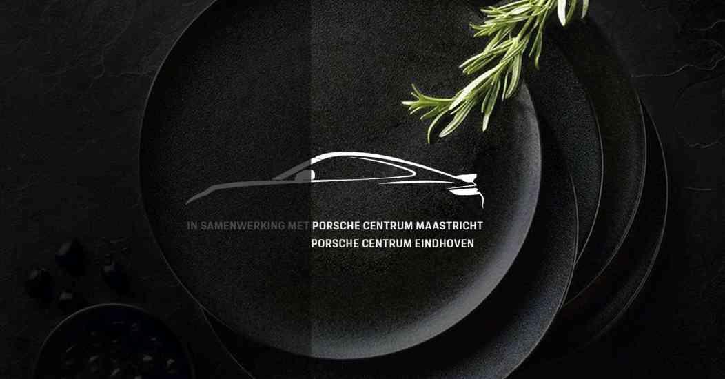 Porsche Serveert Sterrenmenus Van Sterrenchefs