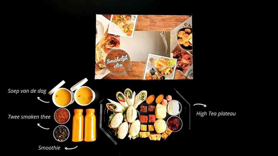 High Tea Afhalen Amersfoort Brasserie Berghotel