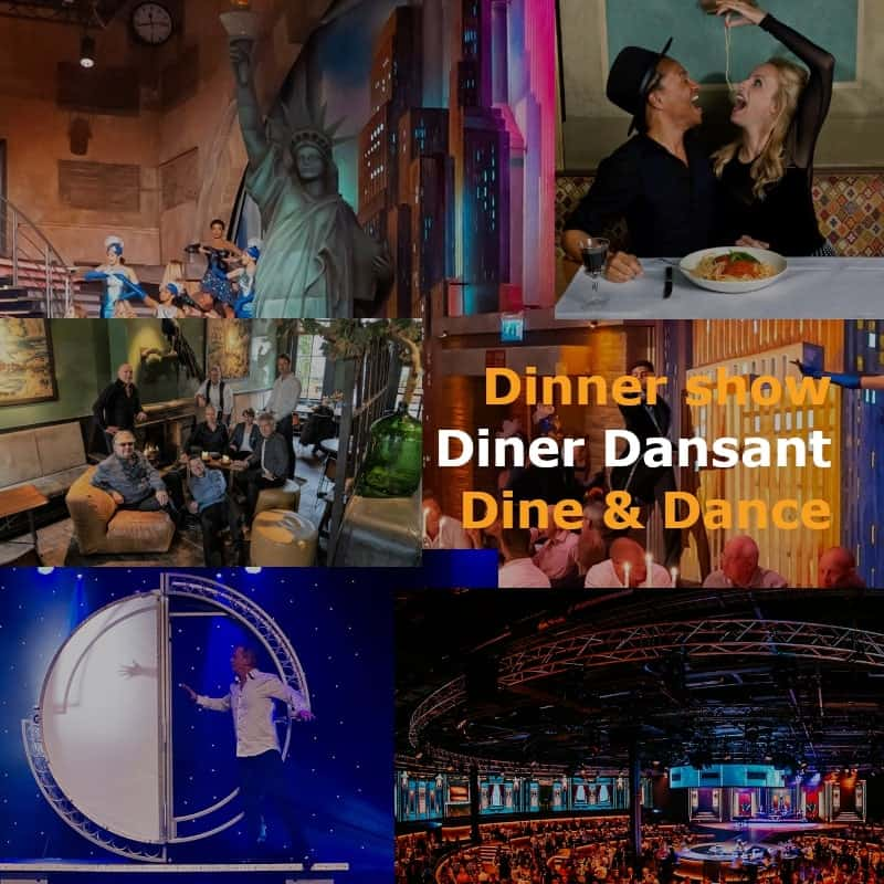 Dinnershows En Live Muziek
